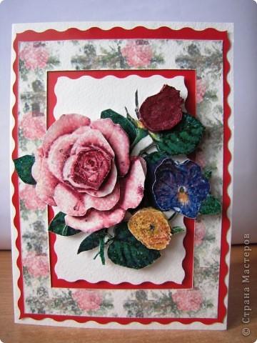 открытки в технике 3д фото 2