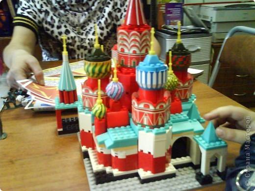 Скоро ДЕНЬ ПОБЕДЫ 9 МАЯ! В 2010 г., когда дочка еще ходила в детский сад. Для праздника делали вот такие макеты.  фото 5
