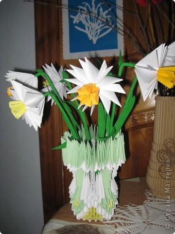 Так мы назвали выставку поделок, которую подготовили к встрече весны. фото 4