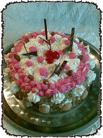 Тортик свекрови.