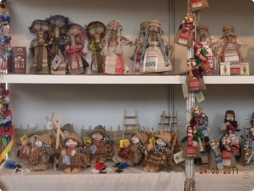 """Вчера я побывала на выставке """"Стильная кукла"""", которая проходит в г. Одессе. Спешу поделиться с вами рукотворной красотой. К сожалению, не могу написать имена мастеров, так как познакомиться с ними не догдалась. Если ещё раз схожу на неё ( очень хотелось бы), то обязательно исправлюсь. Если кто-то узнает свои работы - напишите мне. фото 17"""