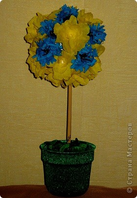 Еще одно цветочное дерево фото 2