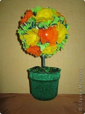 Еще одно цветочное дерево фото 4