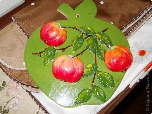 Яблоки на яблоке)))) фото 2