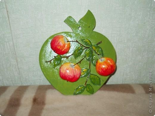 Яблоки на яблоке)))) фото 1