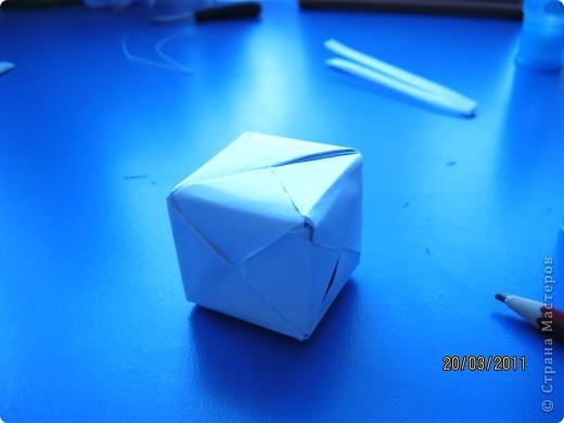 Вот такие кубики мы будем делать. фото 31