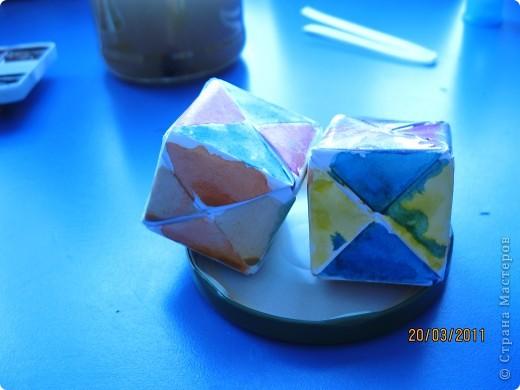 Вот такие кубики мы будем делать. фото 1
