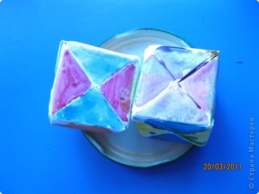 Вот такие кубики мы будем делать. фото 33