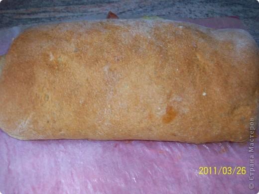 Рулет с сыром и ветчиной. фото 11