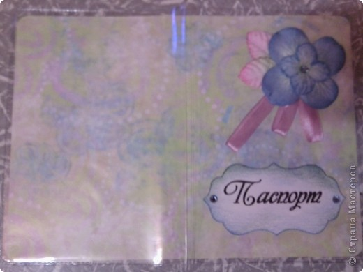 Обложки для паспорта. фото 5