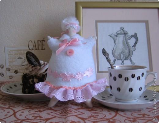 Пирожный ангел. рост 17см. фото 1
