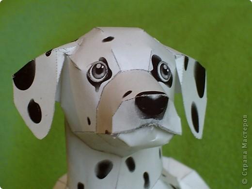 Вот далматин которого я сделала, может чуть не аккуратный но мне понравился!!! Вот сайт где я его подсмотрела http://cp.c-ij.com/en/contents/3156/dalmatian/index.html фото 1