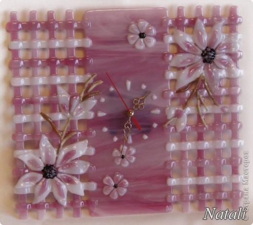 """Часики """"Цветы"""" фото 5"""