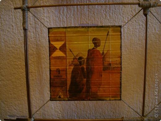 """Добрый день,вечер! Рада всем , кто заглянул! Случайно купила набор салфеток , подборка на тему """"Африка"""".А мечтала о таких салфеточках давно. И вот хочу показать панно , которые у меня получились. фото 10"""