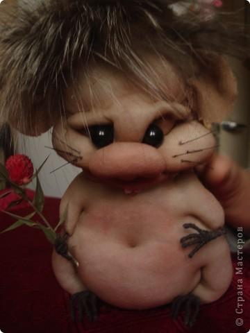 мой первый хомячок Гоша фото 1