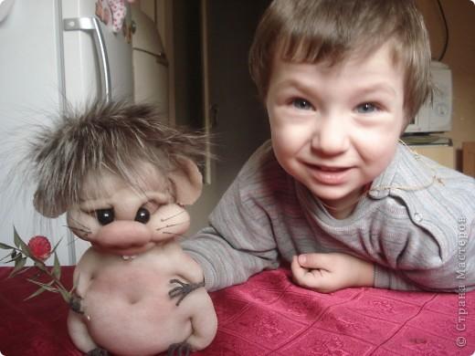 мой первый хомячок Гоша фото 2