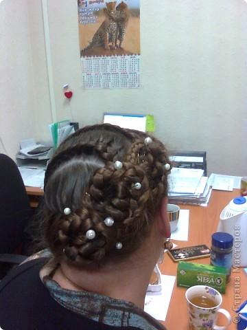 плетение кос фото 2