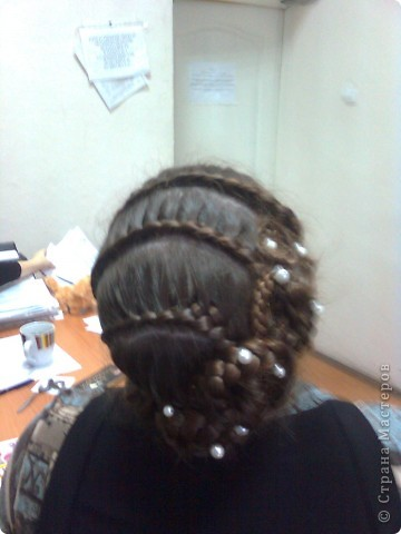 плетение кос фото 1