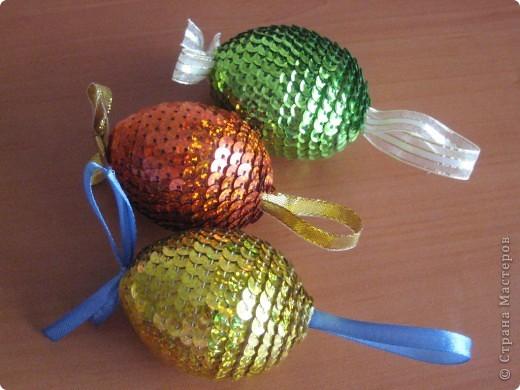 Вот такие разноцветные и переливающиеся сувенирчики у меня получились! фото 2