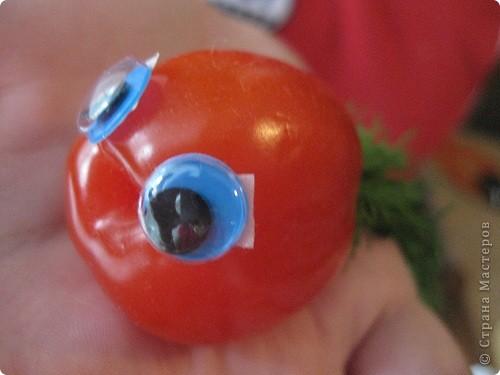 Эти помидоры выросли у нас на огороде, фотографировал еще осенью фото 5