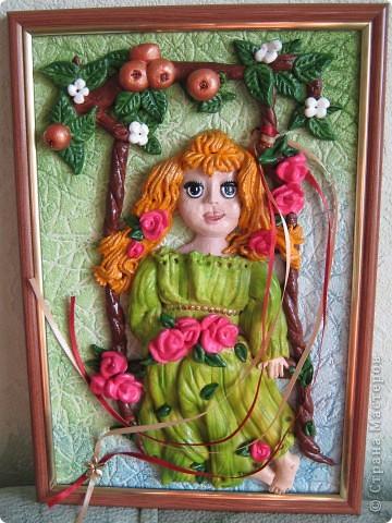 Девочка - весна фото 1