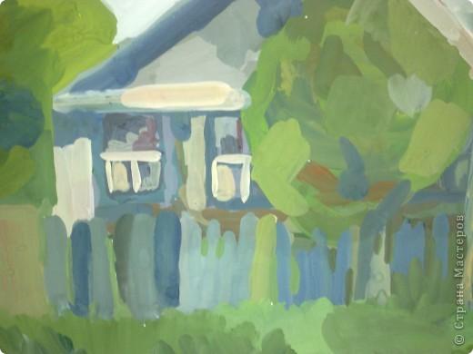 работа сделана из пастели, выполнена за 2 с половиной урока !в дши (1 урок длится 3 часа.) фото 5