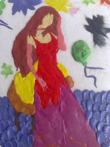 работа сделана из пастели, выполнена за 2 с половиной урока !в дши (1 урок длится 3 часа.) фото 6