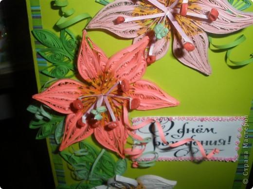 это мои пробные цветочки, но виновнику торжества понравились фото 2
