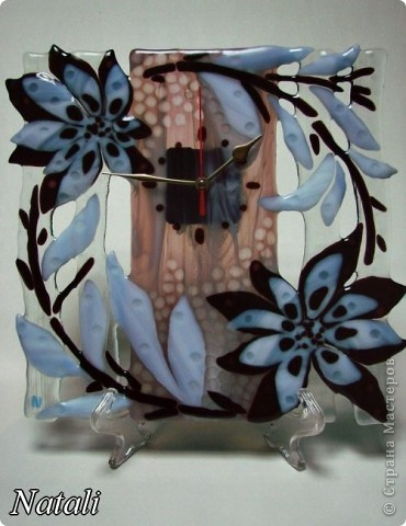 """Часики """"Цветы"""" фото 3"""