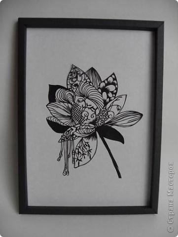 Цветочек (художник Хина Аояма) фото 1