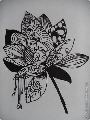 Цветочек (художник Хина Аояма) фото 2
