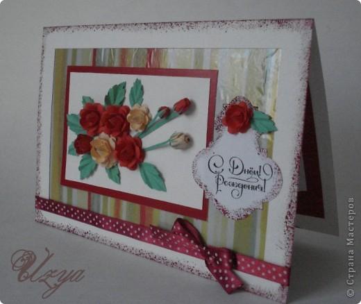 Здравствуйте!  Вот мои очередные открытки..) фото 14