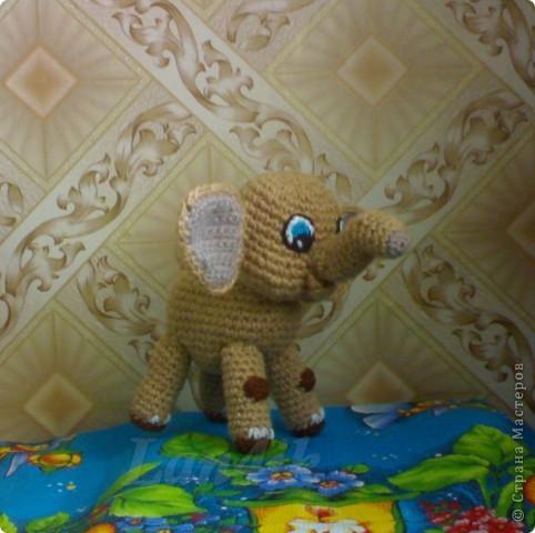 Связался у меня вот такой слонёнок фото 1