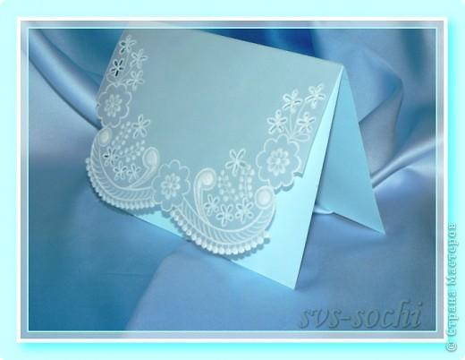 Пергамано на голубом фото 1