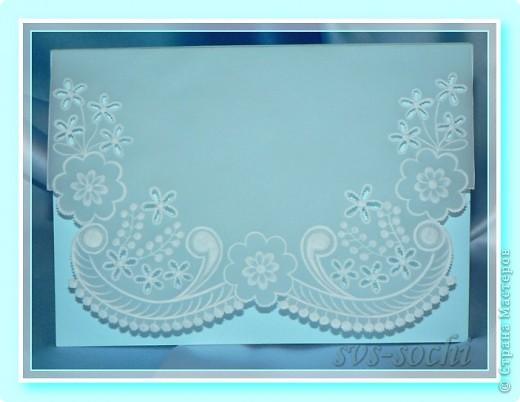 Пергамано на голубом фото 2