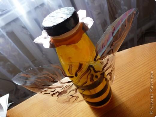 Фигурки в сад)))Пчелы,бабочки,шары фото 3