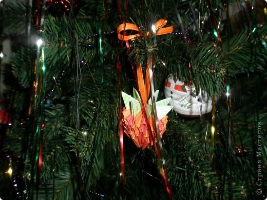 клубника на елке фото 2