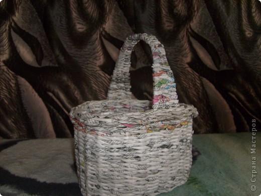 И еще корзиночка фото 3