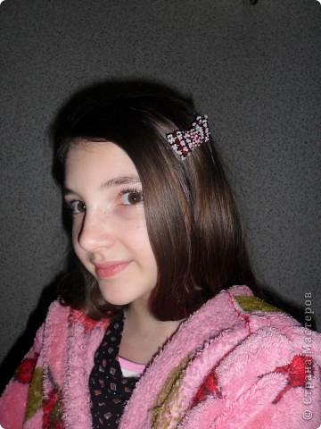 заколка для волос фото 3