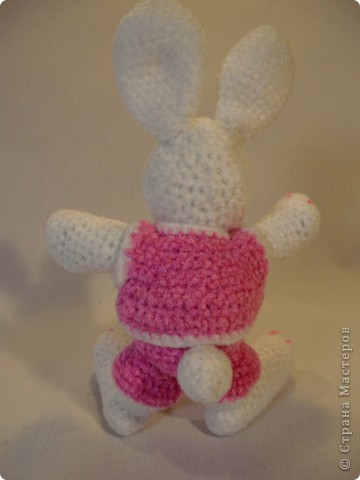 кролик связался еще накануне Нового года к году Кролика фото 2