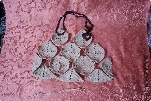Здравствуйте, дорогие друзья! Разрешите представить свой вариант сумочки из квадратов.  фото 3