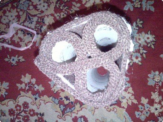 На сайте есть мастер-классы по изготовлению напольных ваз, но я решила попробовать сделать свой мастер-класс. Может пригодится кому-нибудь. Несудите строго. фото 9
