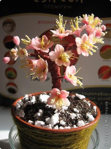 А эти цветочки на проволочках.  фото 3