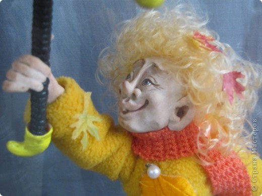 У нас в Запорожье ко Дню Кукольника,прошла выставка кукол.Выставлялись запорожские мастера кукол первый раз,но был полный аншлаг!Заранее прошу прощения,что не всех мастеров назову и не о всех техниках смогу рассказать...Но не могу удержаться,зная,что многим мастерам будет интересно. фото 54