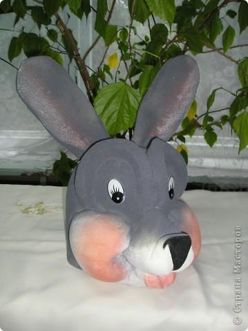 маска зайца фото 1