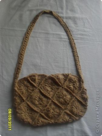 Вот такая сумка получилась фото 1