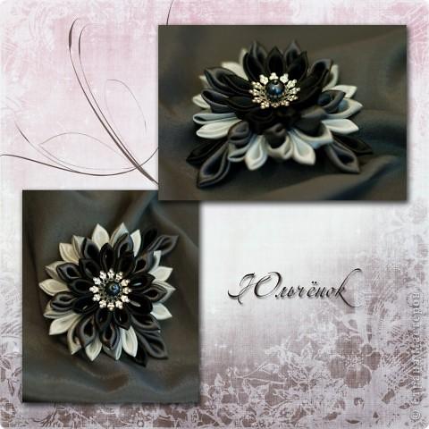 брошка. очень красиво смотрится на маленьком черном платье! фото 1