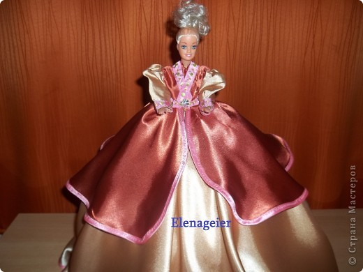 Кукла-грелка. фото 1
