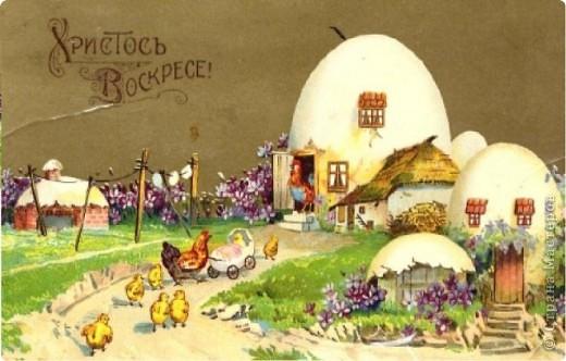 Эти подарочные сумочки для гостинцев. Мама рассказывала. что все самое вкусненькое дети получали на Пасху, а также какую-нибудь обновку (не смотря на то, что жили в СССР!). фото 11