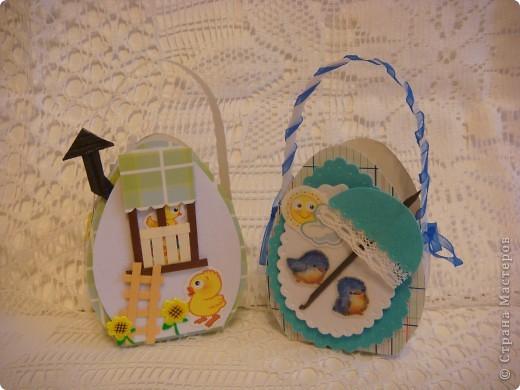 Эти подарочные сумочки для гостинцев. Мама рассказывала. что все самое вкусненькое дети получали на Пасху, а также какую-нибудь обновку (не смотря на то, что жили в СССР!). фото 1